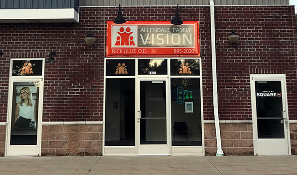 Allendale Family Vision Office