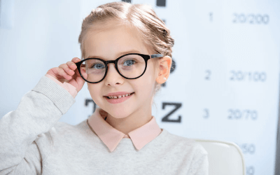 When Should I Get My Kids Eye Exams? Are Well-Child Visits or Screenings at School Enough?