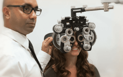 What Do You Check in a Routine Vision Exam?